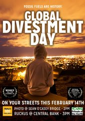 YFoE Divestment Day Action 2015