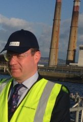Kelly- Poolbeg - Alan Kelly at Poolbeg