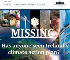 Missing climate action plan