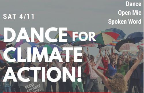 SCC Dance for Climate Action