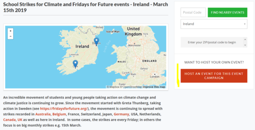 Map Of Dublin 7 Ireland.News Friends Of The Earth Ireland Inspiring Solutions For People