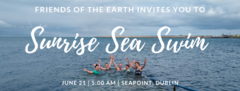 Friends of the earth invites you to