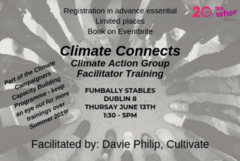 Climate Connects Facilitator Training Dublin Cropped
