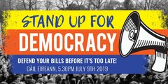 Defend Democracy 2019-0709