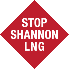 Stop Shannon LNG Logo