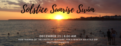 Solstice Sunrise Swim