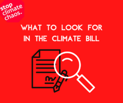 What to look for in climate bill