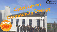 Copy of Catch up on Community Energy FB