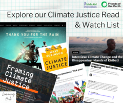 FB Explore our Climate Justice Read