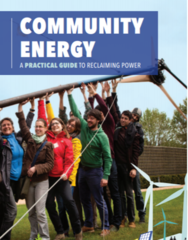 Community Energy book cover