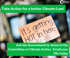 Climate law JOCCA report action
